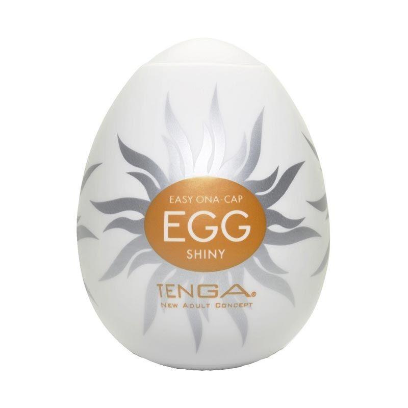 Tenga Egg Shiny Kesehatan Seksual
