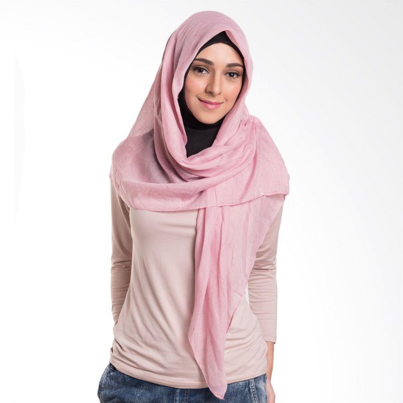 Alisha Hanna Twill Polos Pink Pashmina