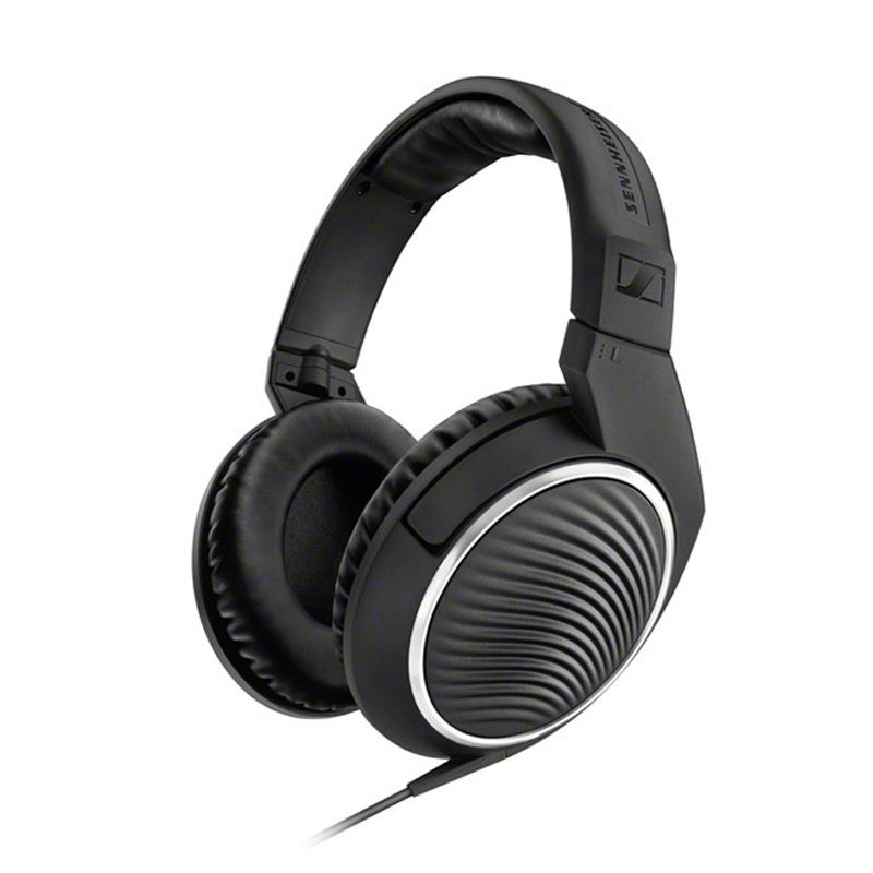 Sennheiser HD 461 G Black Headphone for Galaxy