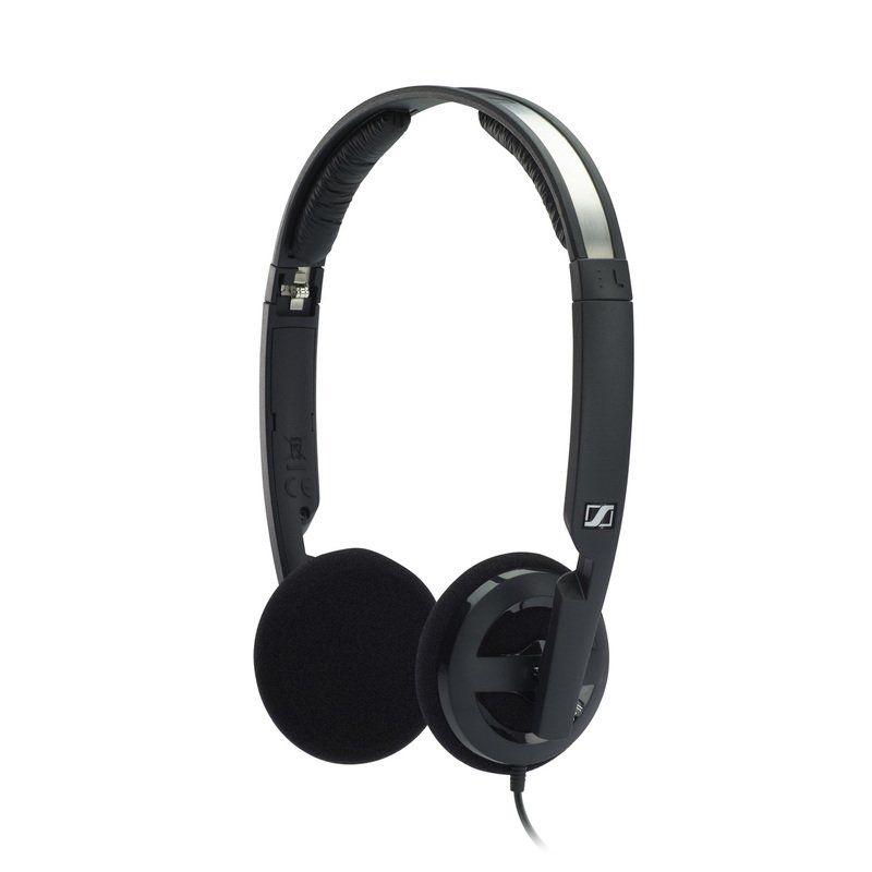 Sennheiser PX 100-II Black Compact Portable Headphone