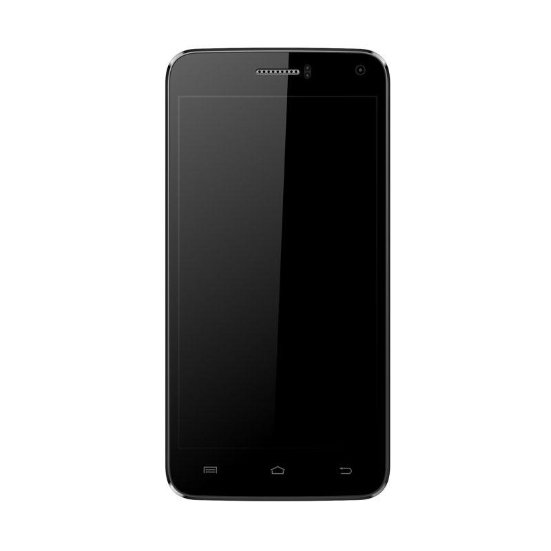 Advan S5J Plus Biru Smartphone + USB