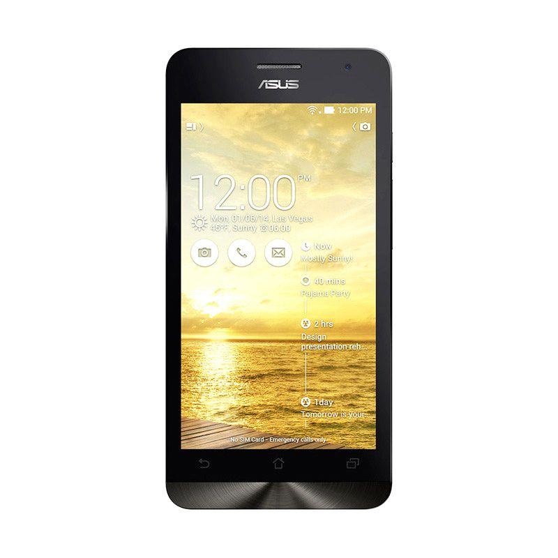 Asus Zenfone 4C ZC451CG Gold Smartphone [2 GB/8 GB/Garansi Resmi]
