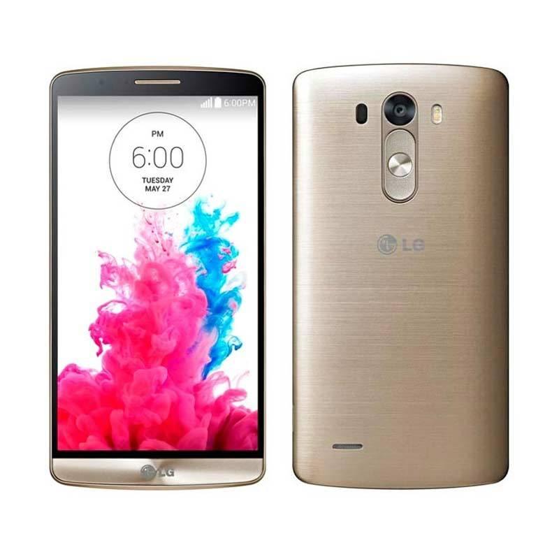 Smartphone LG G3 Bea...D724] Gold