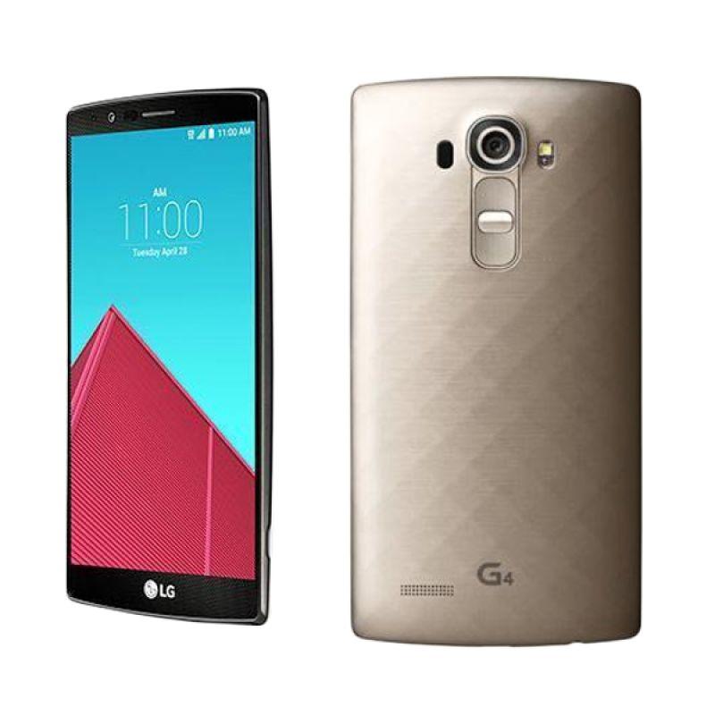 LG G4 H818P Shiny Smartphone - Gold