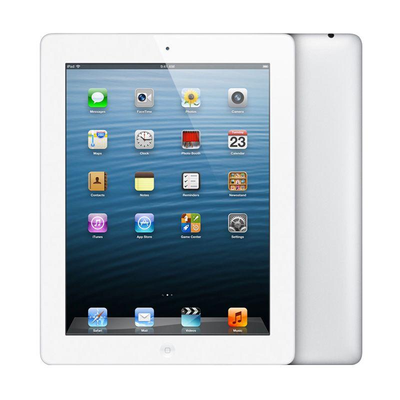 harga Apple iPad 4 Wifi 3G 16 GB White Tablet Blibli.com