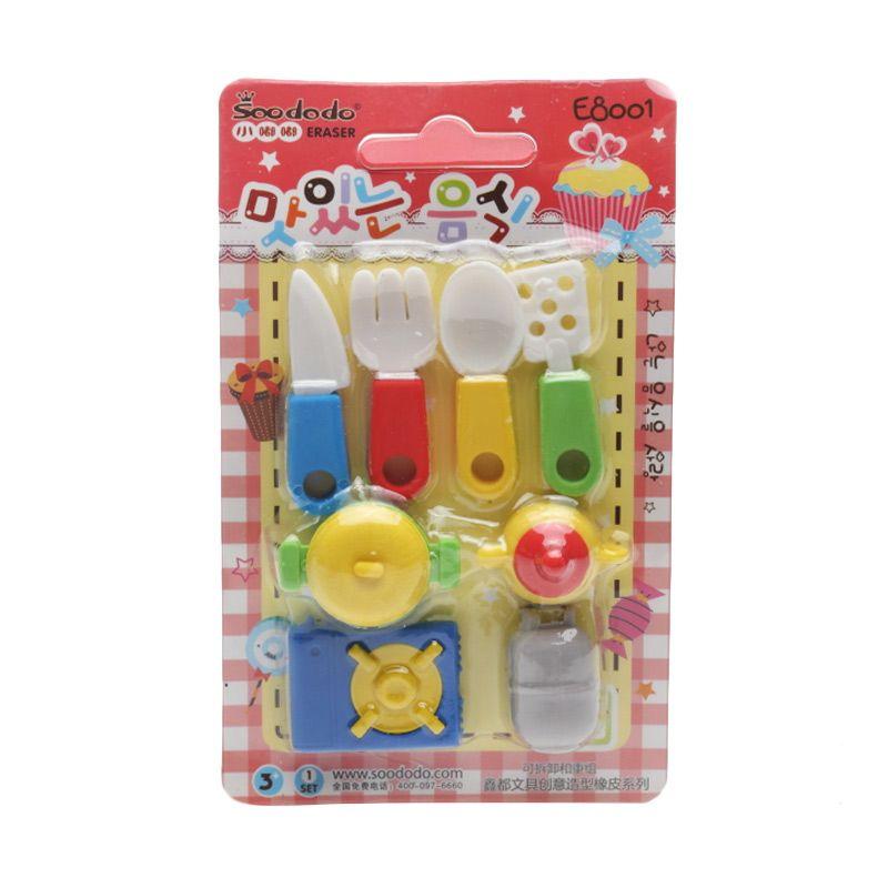 Jacq Kitchen Utensils E8001 Eraser
