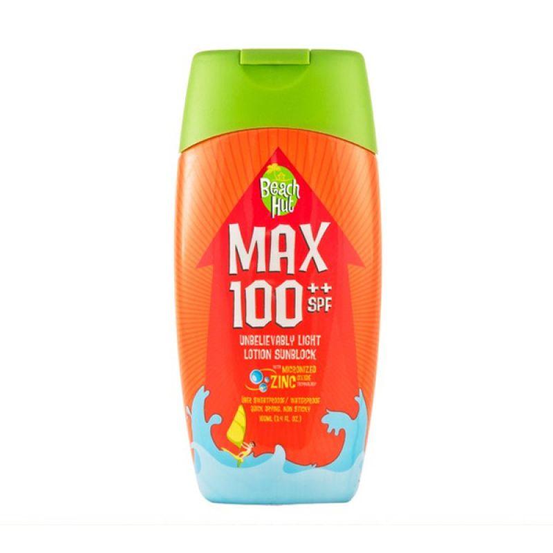 Beach Hut Max SPF100 Sunblock [100 mL]