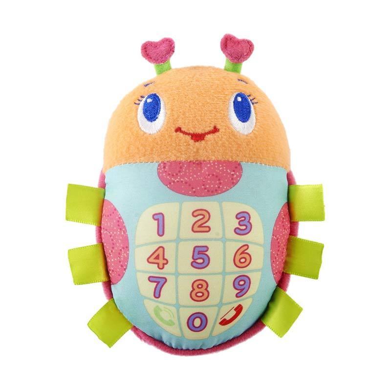 Bright Starts Pretty In Pink Bugaboo Phone Friend (9209)