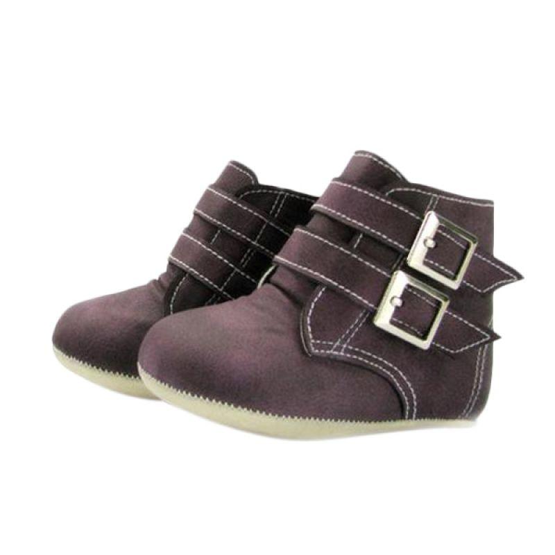 Freddie the Frog Violet Boots