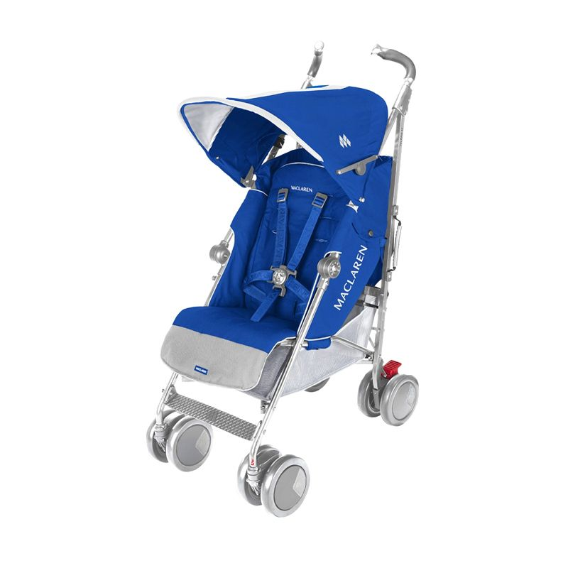 Maclaren Techno XT Turkish Blue Kereta Dorong Bayi