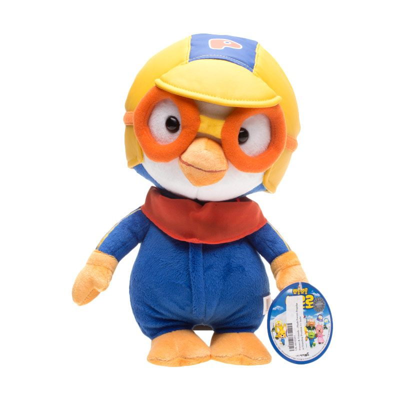 Pororo Regular with Standing Position Boneka [11 Inch]