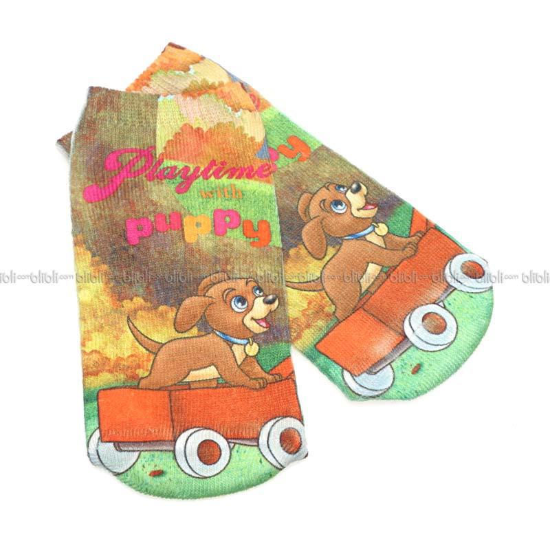 Puppy Socks Kaos Kaki Bayi