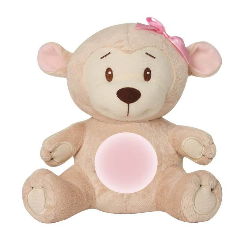 Summer Infant Lullaby Soother (Lily the Monkey) (06265)