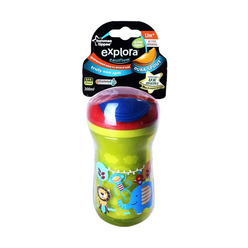 Tommee Tippee Explore Active Sipper Yellow 446010/38 TT/03/023 Botol Susu
