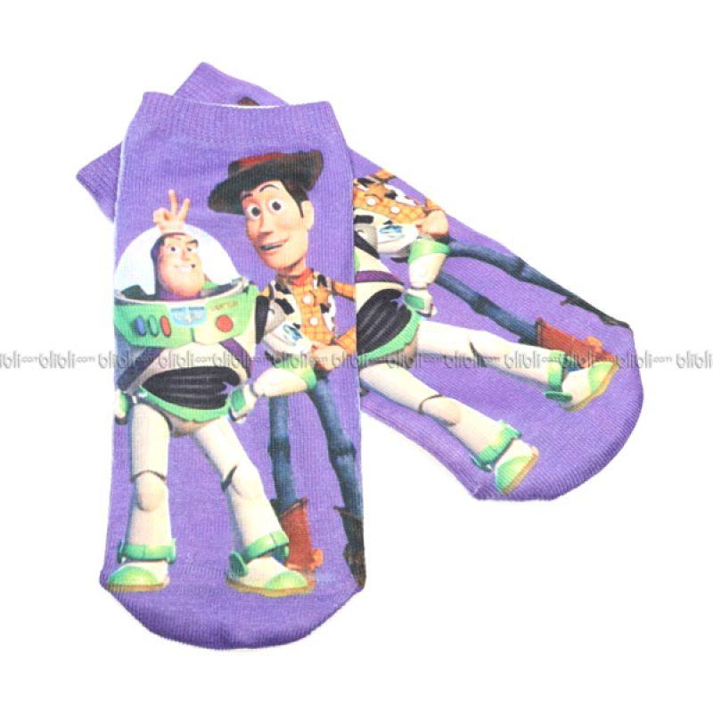 Toys Story Purple Kaos Kaki Bayi