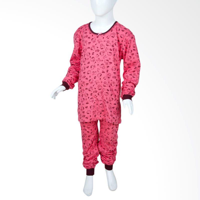 2ya2ya Hello Kitty BO 149 Red Setelan Anak Perempuan