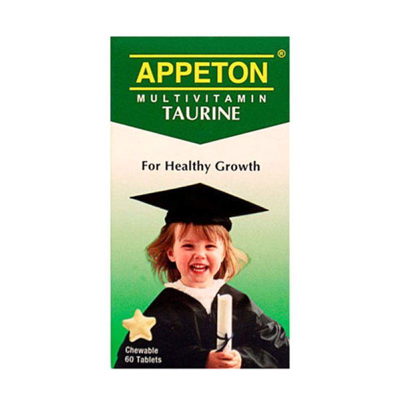 Appeton Taurine Multivitamin [60 Tablet]