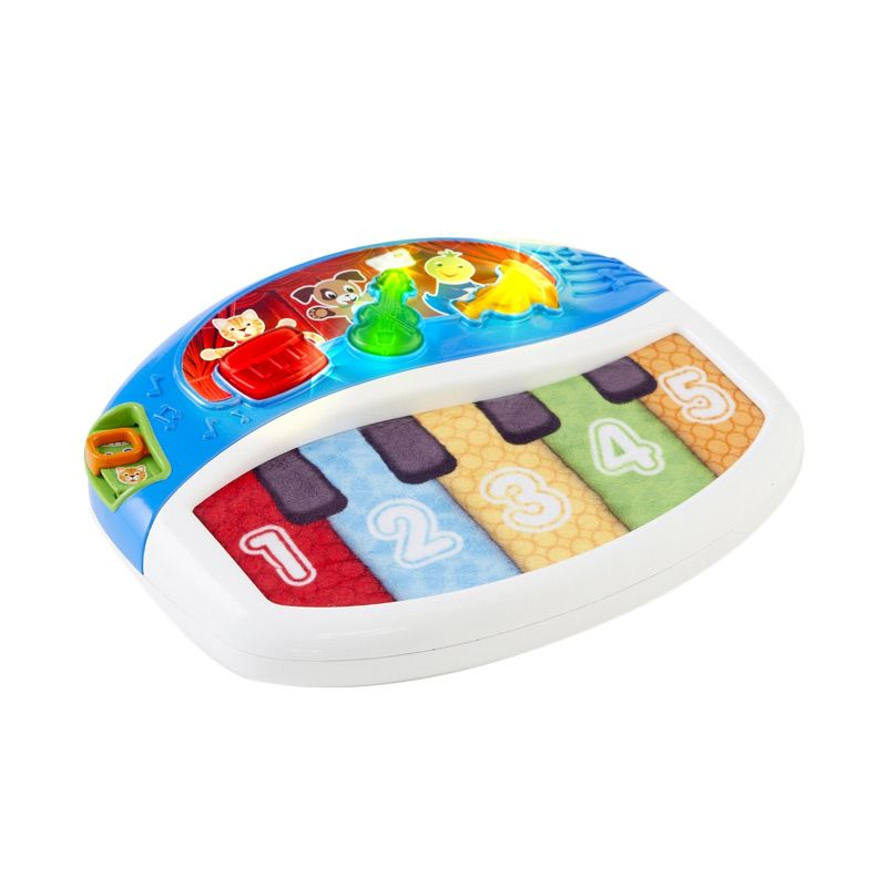 Baby Einstein Discover And Play Piano 90606 Mainan Anak