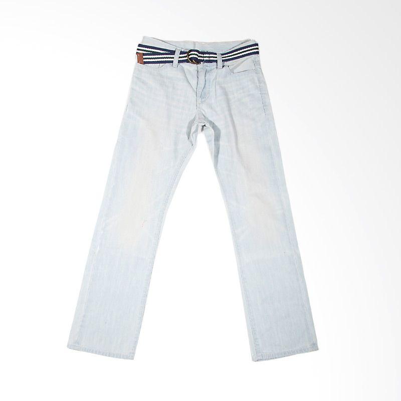 Back Number Kids Blue Jeans Celana Anak