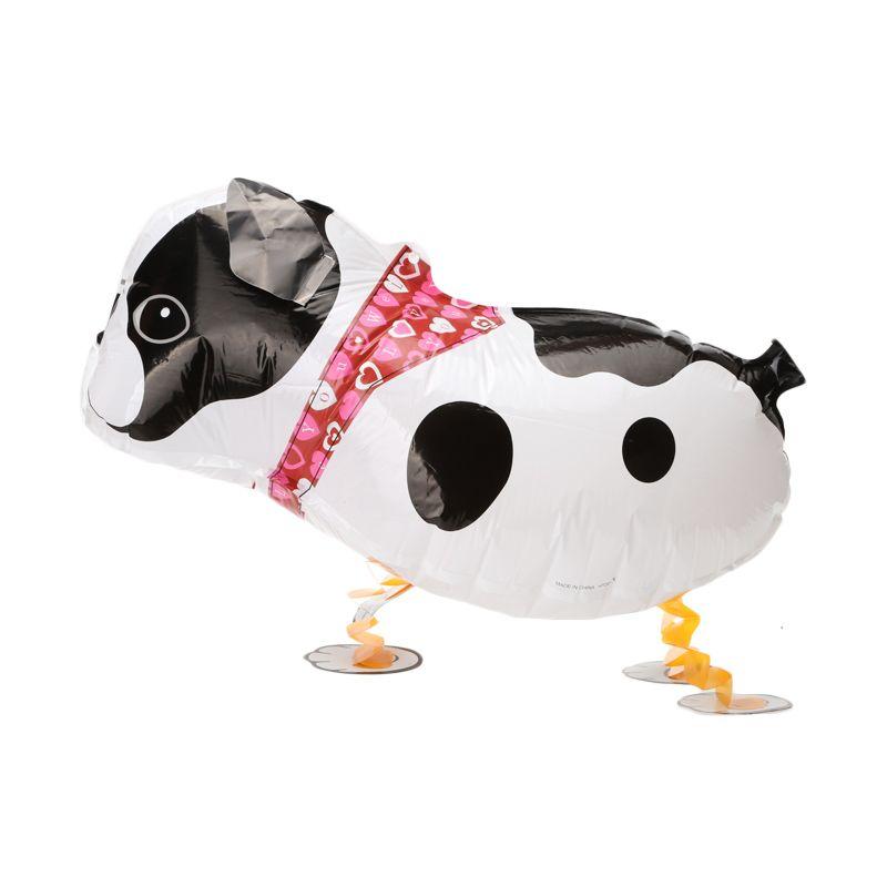 BO Anjing Buldog Baloon