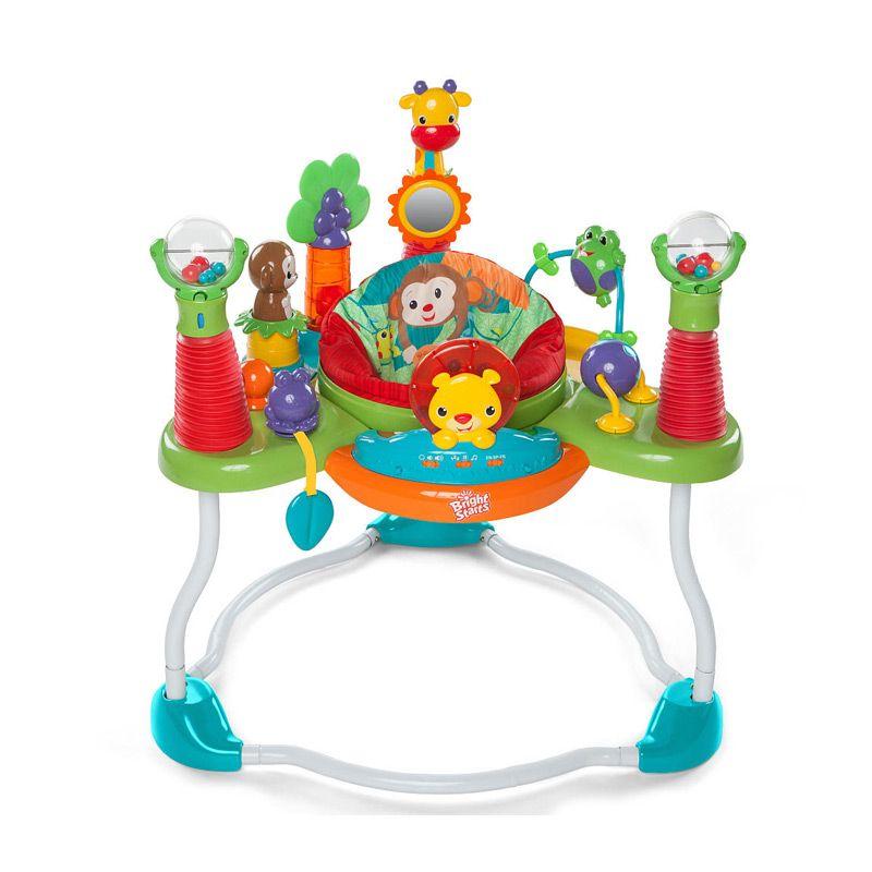 Bright Starts Hab Explore dan Roar Activity Jumper 60371 Mainan Anak