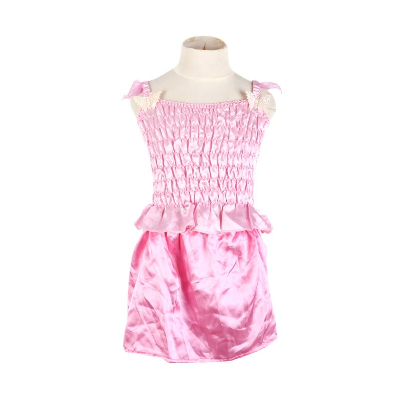 Costume Butterfly Fairy Pink Kostum Anak