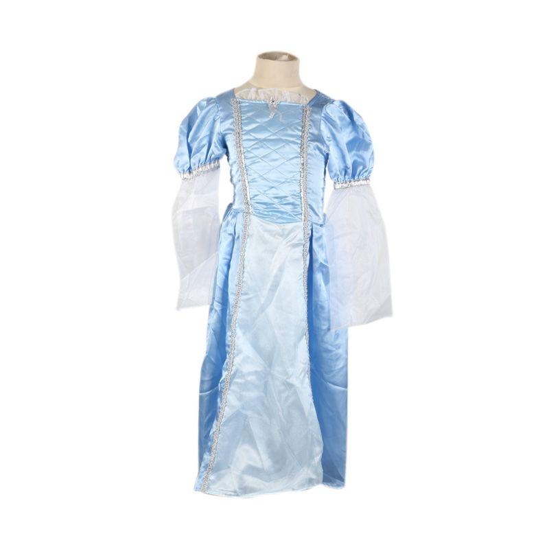 Costume Disney Princess Cinderella Winter Kostum Anak