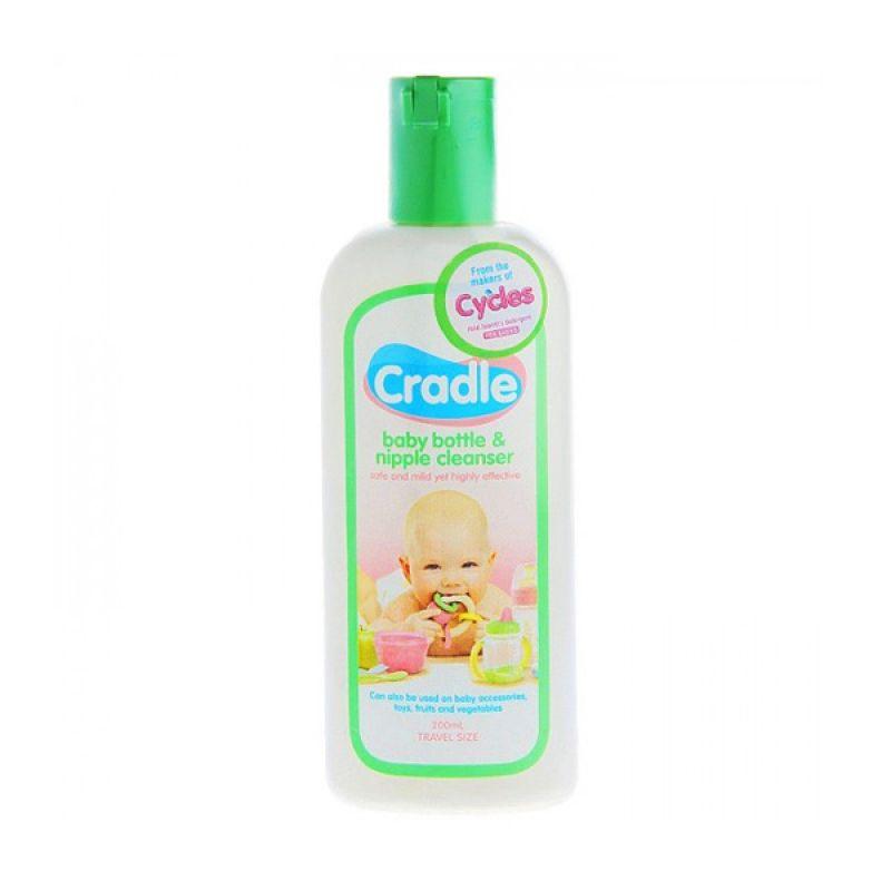 Cradle Baby and Nipple Cairan Pembersih Botol [200 mL]