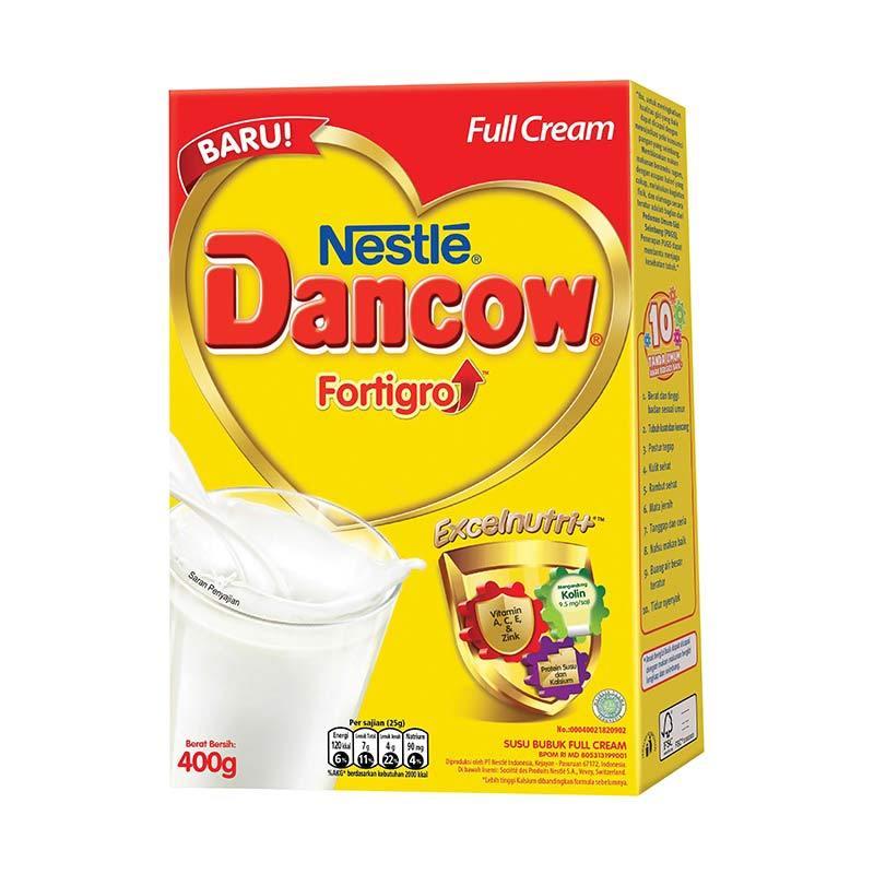 Dancow Full Cream 400gr [24 pcs/karton]