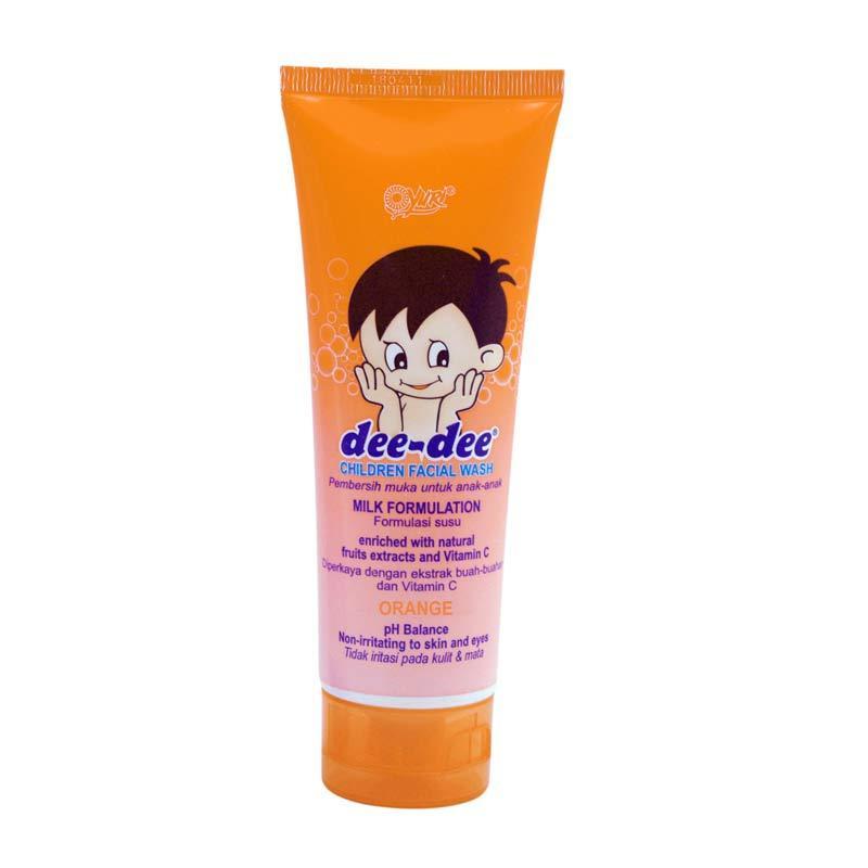 YURI Dee-Dee Orange Facial Wash [100 gr]