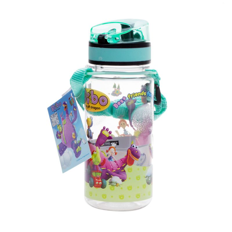 Dibo The Gift Dragons 8 Dibo Green Botol Minum [400 mL]