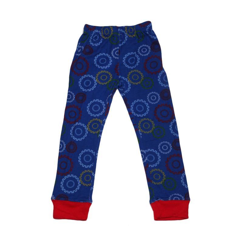 Disney Blue Gear Blue Celana Anak