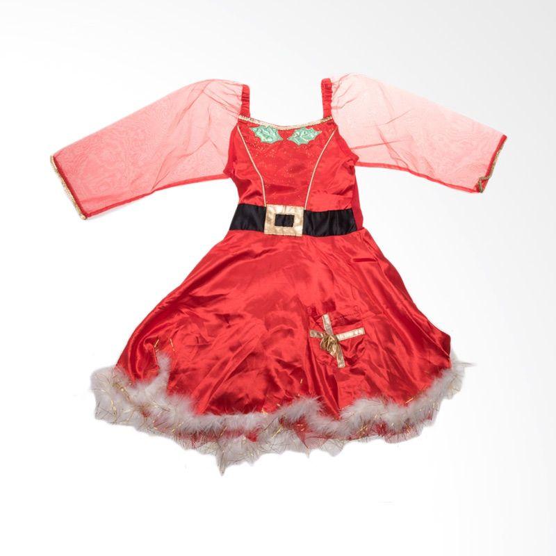 Disney Christmas Red Kostum Anak