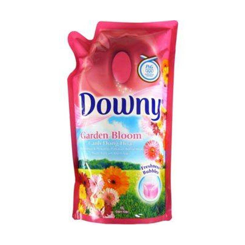 Downy Garden Bloom Refill Pewangi Pakaian [1 L]