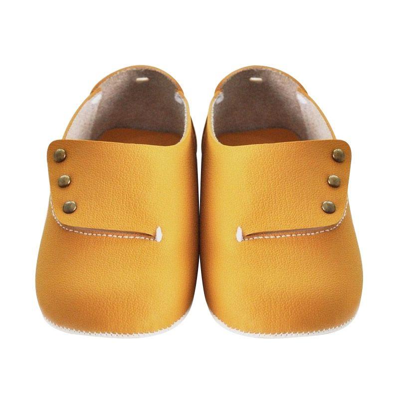 Freddie The Frog Caramel Moccs Sepatu Bayi