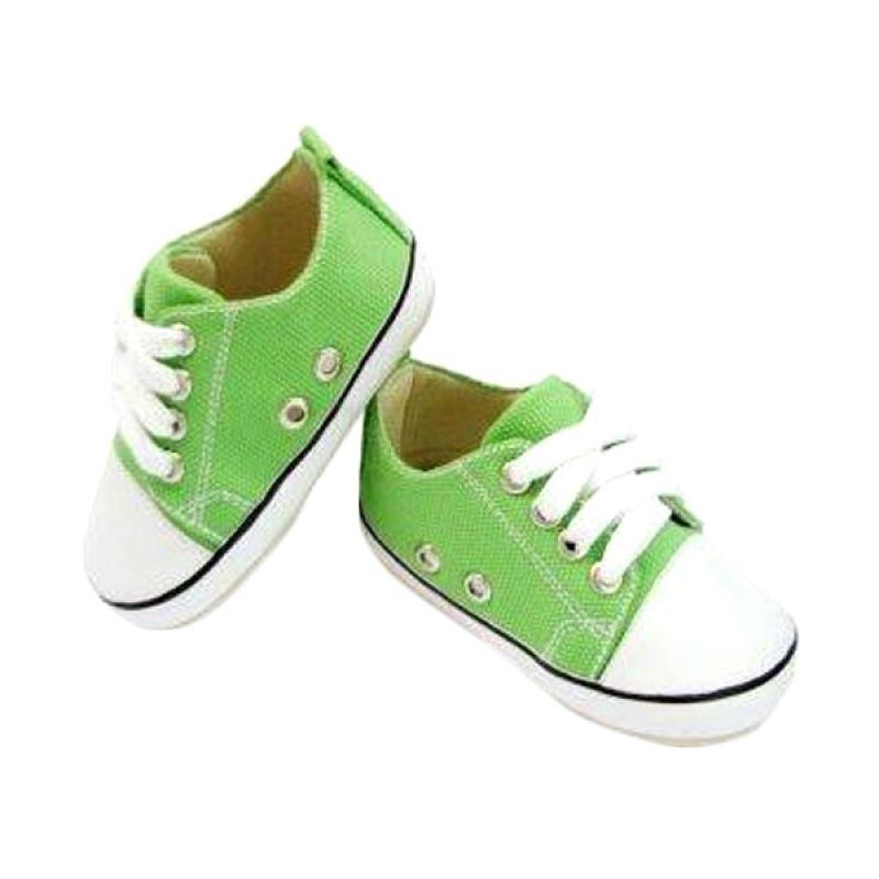 Freddie The Frog Jr Lime Sepatu Bayi