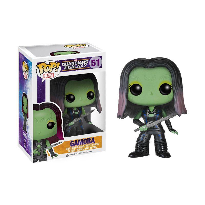 Funko Pop Guardian Gamora 3795 Mainan Anak