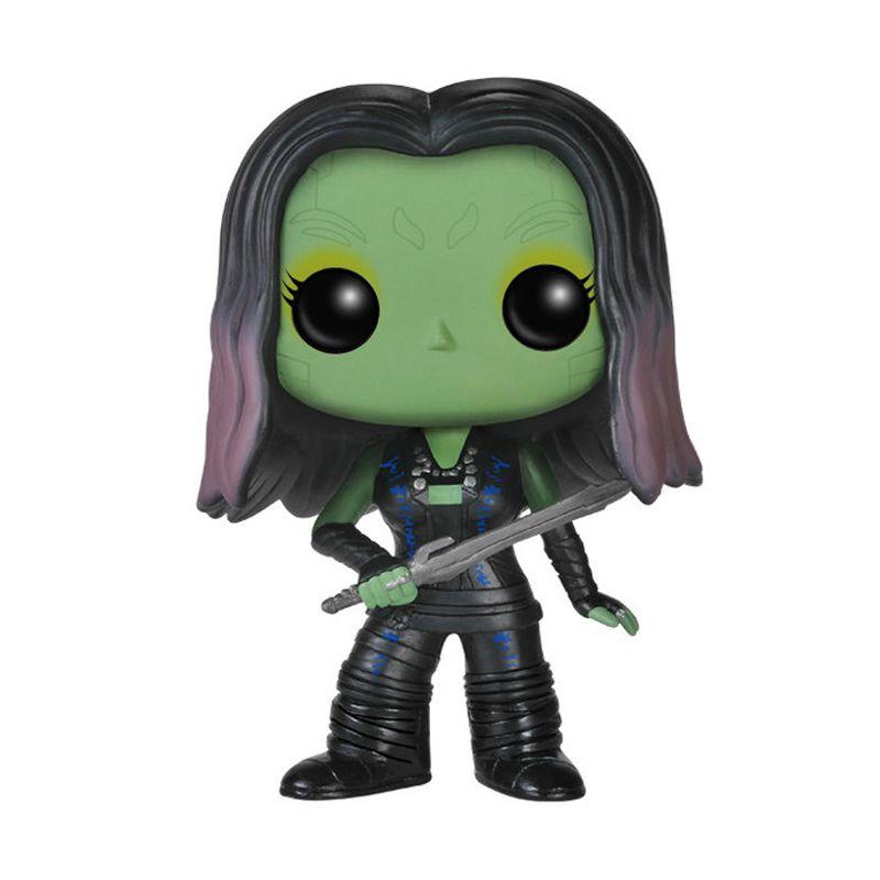 Funko Pop Guardian of The Galaxy Gamora 3795 Mainan Anak