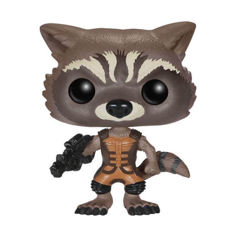 Funko Pop Guardian of The Galaxy Rocket 3792 Mainan Anak