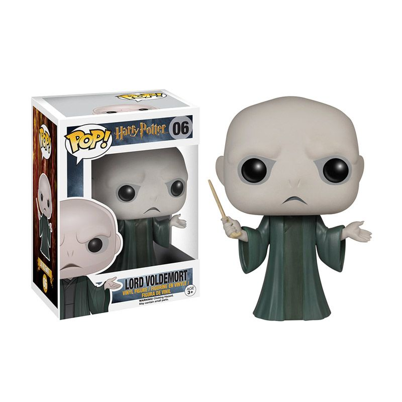 Funko POP Movies Voldemort 5861 Mainan Anak