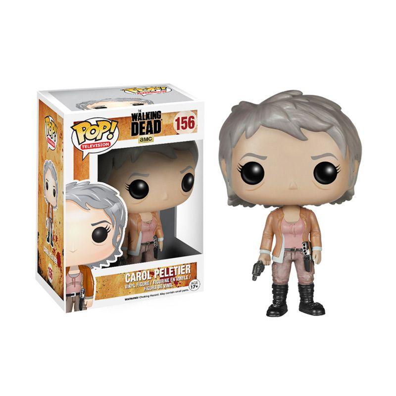 Funko Pop The Walking Dead Carol 4679 Mainan Anak