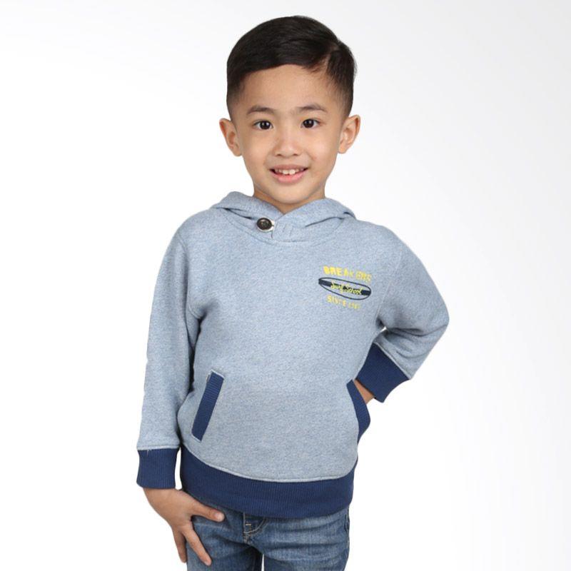 GAP Baby Surf School Blue Sweater Anak Laki-Laki