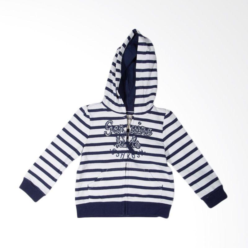 Genuine Kids Hoodie Nautical Jacket Anak