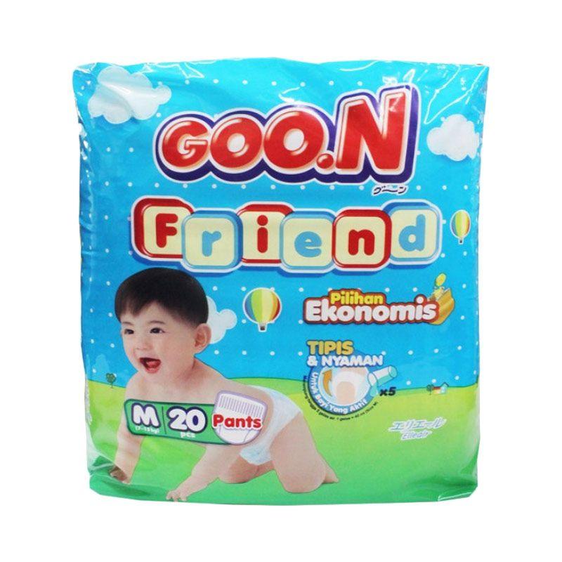 Goo.N Pants M 20 Popok Bayi