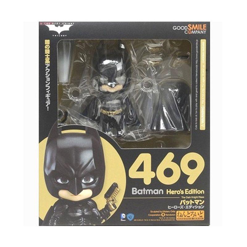 Nendoroid Batman Hero's Edition 469 Mainan Anak