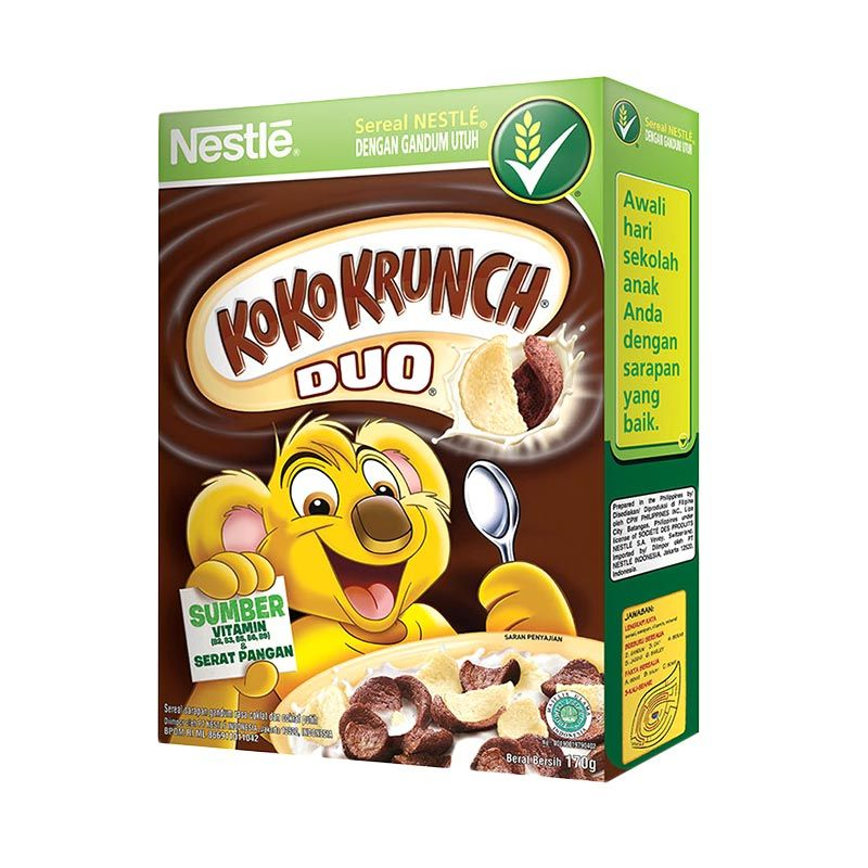 Nestle Koko Krunch Duo Sereal [170 gr]
