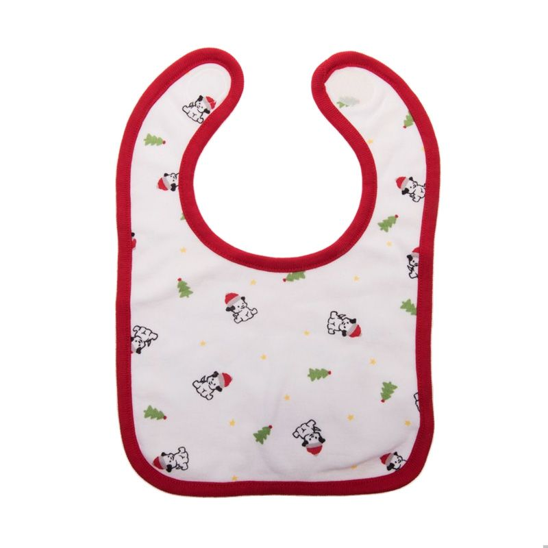 Old Navy Dog White Celemek Bayi