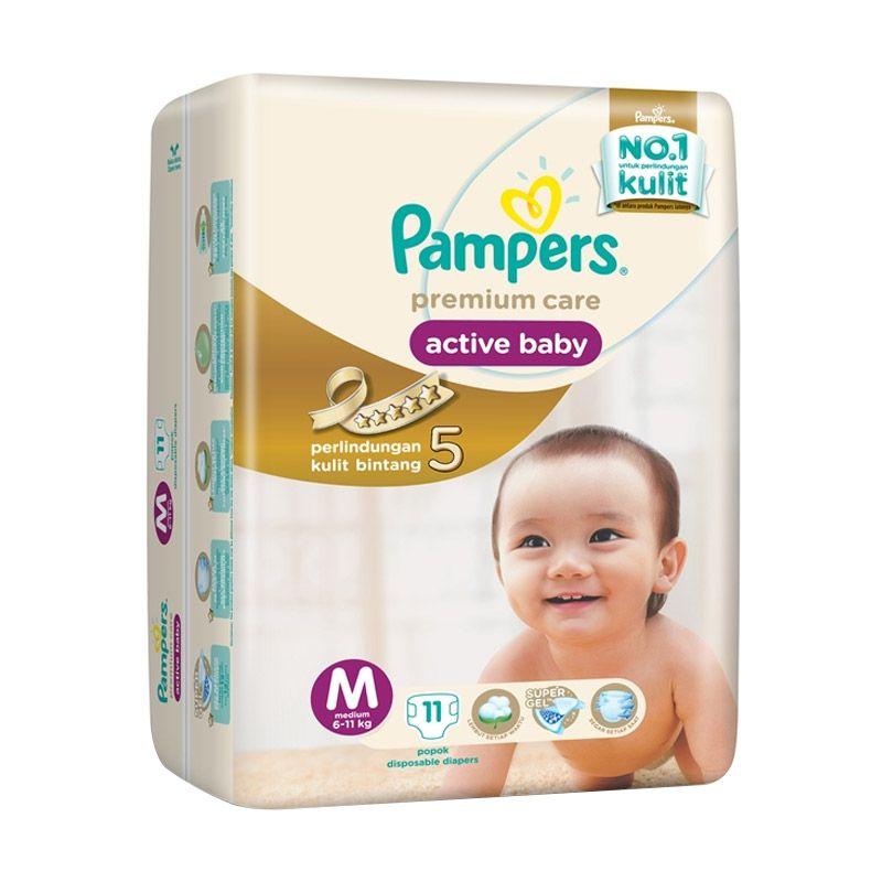 Pampers Premium Care...i [11 Pcs]
