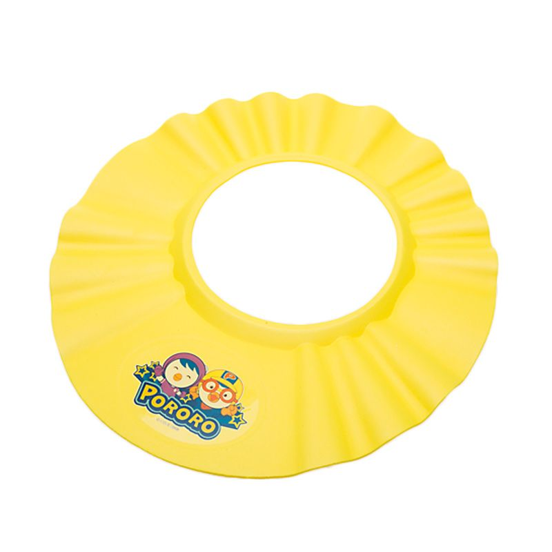 Pororo & Friends Clean Mix Yellow Shampoo Cap