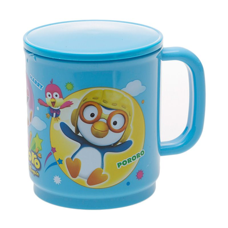 Pororo & Friends Day Out Blue Cup